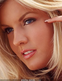 Tommie Jo is a stunning British blonde with blue eyes